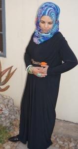 Belt abaya